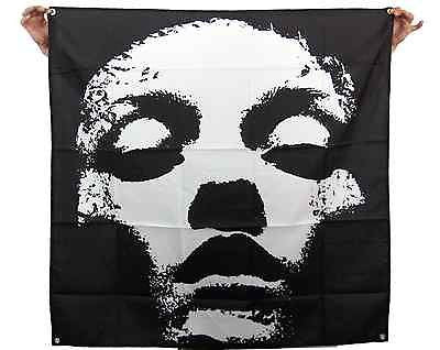 "CONVERGE (Jane Doe Face) Banner/Flag 46"" X 46"""