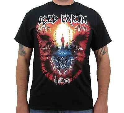 ICED EARTH (Dystopia) Men's T-Shirt