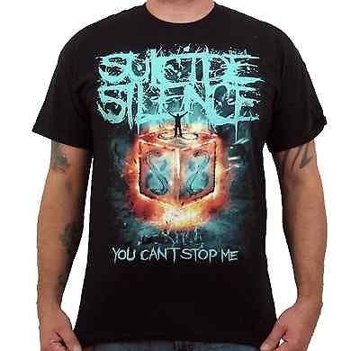 SUICIDE SILENCE (You Can't Stop Me) Men's T-Shirt