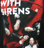 SLEEPING WITH SIRENS (Red Carpet) Men's T-Shirt