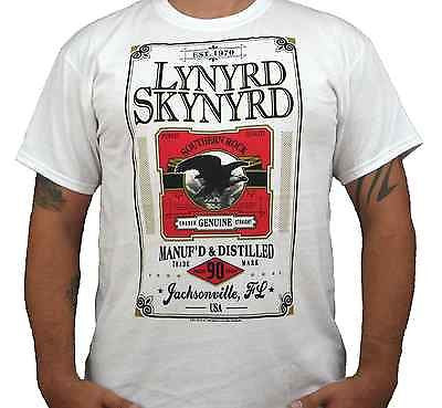LYNYRD SKYNYRD (Manuf'd & Distilled) Men's T-Shirt
