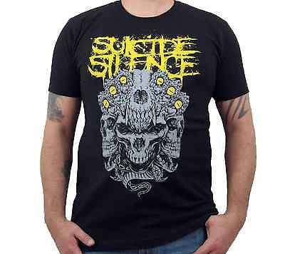 SUICIDE SILENCE (Skull Kingdom) Men's T-Shirt