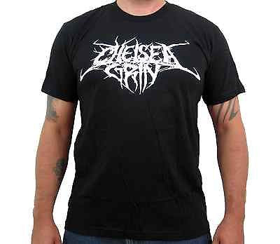 XL Black Chelsea Grin T Shirt
