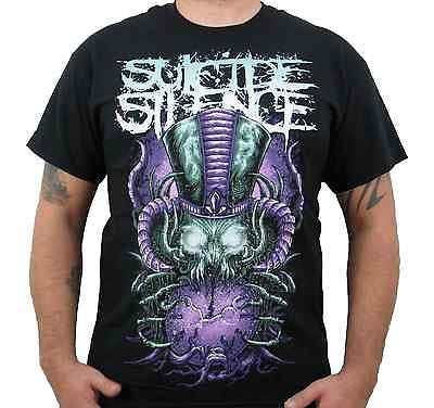SUICIDE SILENCE (Time Stealer) Men's T-Shirt