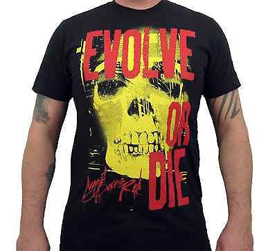 AUGUST BURNS RED (Evolve Or Die) Men's T-Shirt
