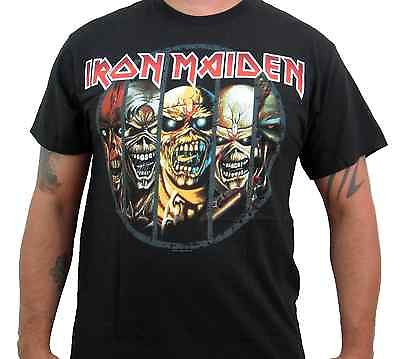 IRON MAIDEN (Eddie Evolution) Men's T-Shirt