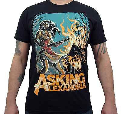 ASKING ALEXANDRIA (Am I Insane) Men's T-Shirt