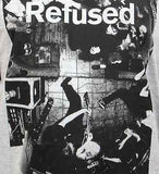 REFUSED (Live Photo) Men's TShirt