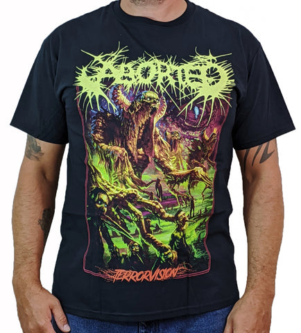 ABORTED (Terrorvision) Mens T-Shirt