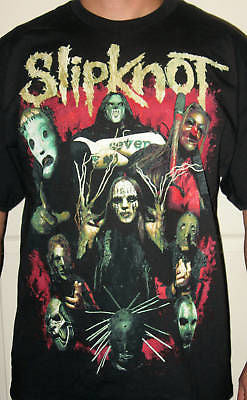 SLIPKNOT (come play dying) T-Shirt