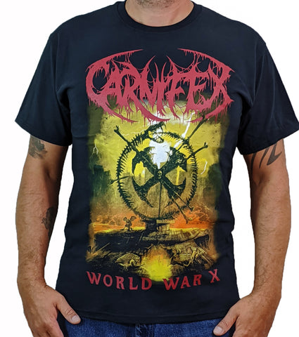 CARNIFEX (World War X) Men's T-Shirt