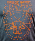 DANCE GAVIN DANCE (Pentagram) Men's T-Shirt