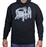 DEATH (Classic Logo) Men's Pull-Over Hoodie