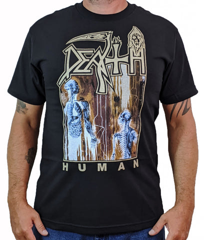 DEATH (Human) Men's T-Shirt