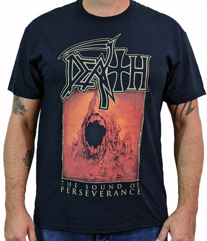 DEATH (The Sound Of Perseverance) Men's T-Shirt