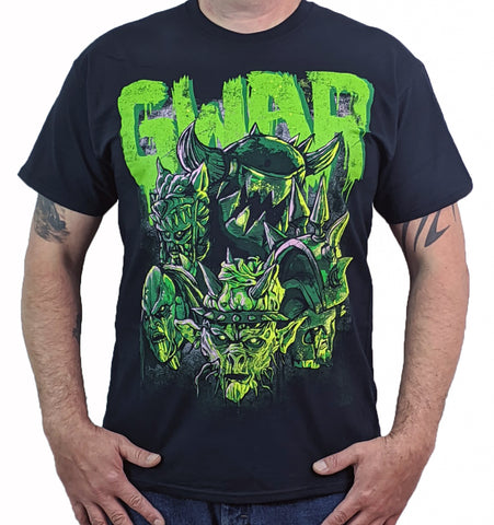 GWAR (Destroyers) Men's T-Shirt