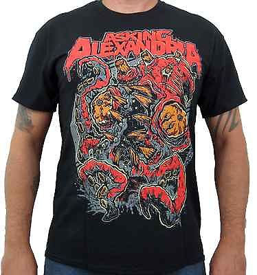 ASKING ALEXANDRIA (Kraken) Men's T-Shirt
