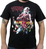 CANNIBAL CORPSE (Eaten Back To Life) Men's T-Shirt