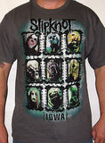 SLIPKNOT (Color Grid) Men's T-Shirt