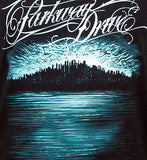 PARKWAY DRIVE (Deep Blue Skyline) Men's Tank Top