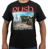 RUSH (A Farewell To Kings) Men's Album Cover T-Shirt