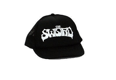 THE SWORD (Logo Trucker Hat) Snap-Back