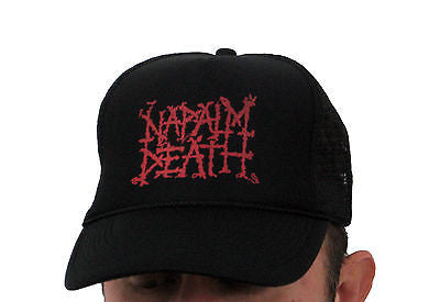 NAPALM DEATH (Logo) Tucker Hat
