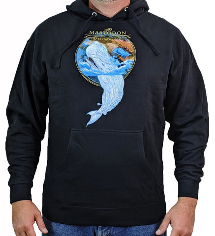 MASTODON (Leviathan) Men's Pull-Over Hoodie