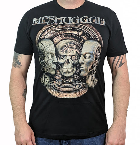 MESHUGGAH (Destroy Erase Improve-Redux) Men's T-Shirt