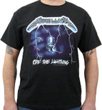 Men's T-Shirt METALLICA (Ride The Lightning)