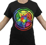 MASTODON (Color Theory) Girls T-Shirt