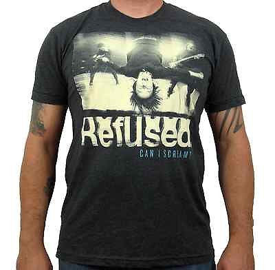 REFUSED (Can I Scream) Men's TShirt