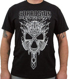 CORROSION OF CONFORMITY (New Album Logo) Men's T-Shirt