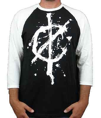 WE CAME AS ROMANS (Hope) Men's 3/4 Sleeve Raglan