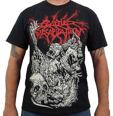 CATTLE DECAPITATION (Alone At The Landfill) Men's T-Shirt