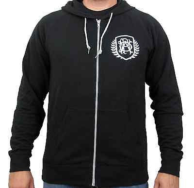 PARKWAY DRIVE (Monogram Logo) Men's Zip-Up Hoodie