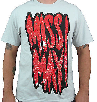 MISS MAY I (Say Your Prayers) Men's T-Shirt