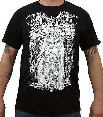 PSYCROPTIC (Carriers Of The Plague) Men's T-Shirt