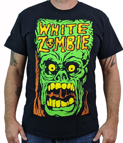 WHITE ZOMBIE (Monster Yell) Mens T-Shirt