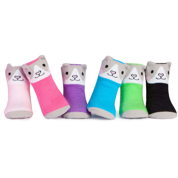 Chloe Baby Socks Set of 6