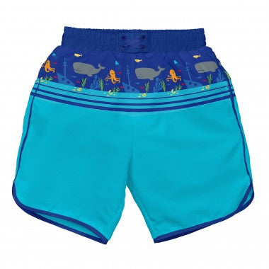 Royal Shipwreck Panel Board Shorts