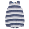 Navy Blanket Stripe Bubble
