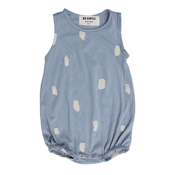 Silver Paint Brushes Jersey Onesie