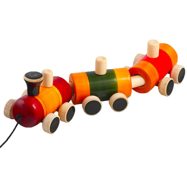 Pom Pom Rail Train