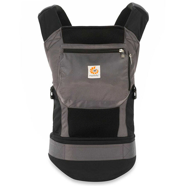 Ergobaby Performance Carrier - Charcoal Black