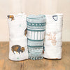 Bison Cotton Swaddle Set of 3