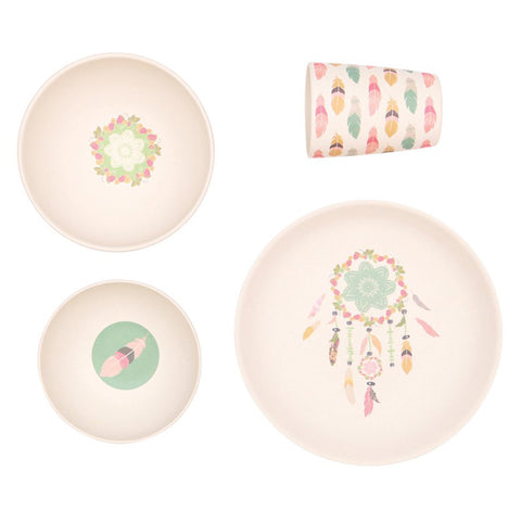 Dreamy Supper 4 Piece Set