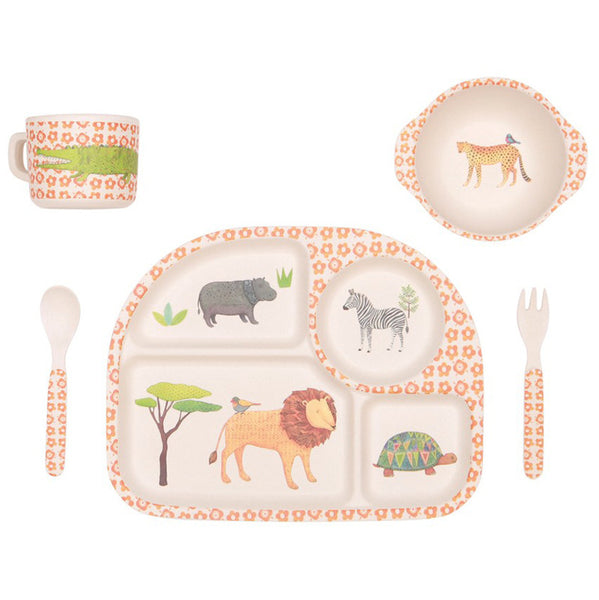 On Safari 5 Piece Set