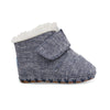 Navy Chambray Tiny TOMS Cunas