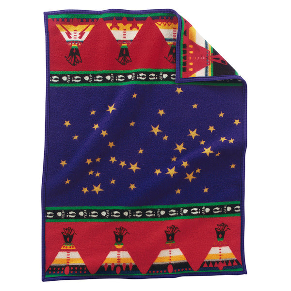 Chief's Road Muchacho Crib Blanket